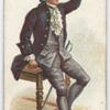 Charles Wyndham as 'David Garrick'.