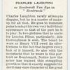 Charles Laughton.