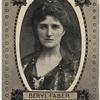 Beryl Faber.
