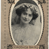 Dorothea Baird.