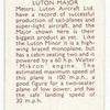 Luton Major.