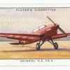 Heinkel  H. E. 70A (Germany).