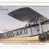Orta-Saint-Huber monoplane (Belgium).