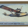 The Dornier 'Wal' Flying Boat. (German).