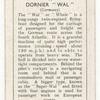 Dornier 'Wal'.