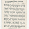 Northampton Town.