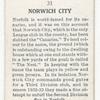 Norwich City.