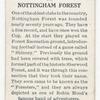 Nottingham Forest.