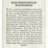 Wolverhampton Wanderers.