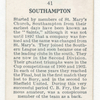 Southhampton.
