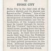 Stoke City.