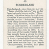 Sunderland.