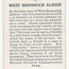 West Bromwich Albion.