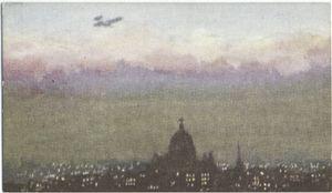 Fog baulks ultra-violet rays.