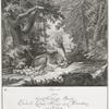 Anno 1730 ist von Seinr. Hochfürstl. Eberhard Ludwig Herzog zu Würtenberg diser Rehebock dessen gehörne 17 perlichte Enden getrieben hat in dem Tübinger Forst geschossen worden.