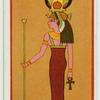 The Goddess Isis -Sept.