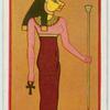 The Goddess Bast.