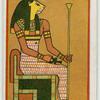 The Goddess Sekhet.