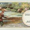 Trout fishing on the Dart.