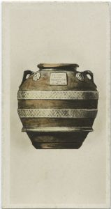 [Oil jar (Tuscany).]