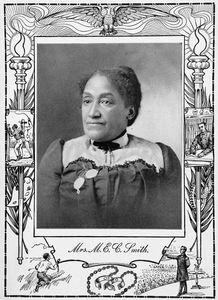 Mrs. M. E. C. Smith [recto].