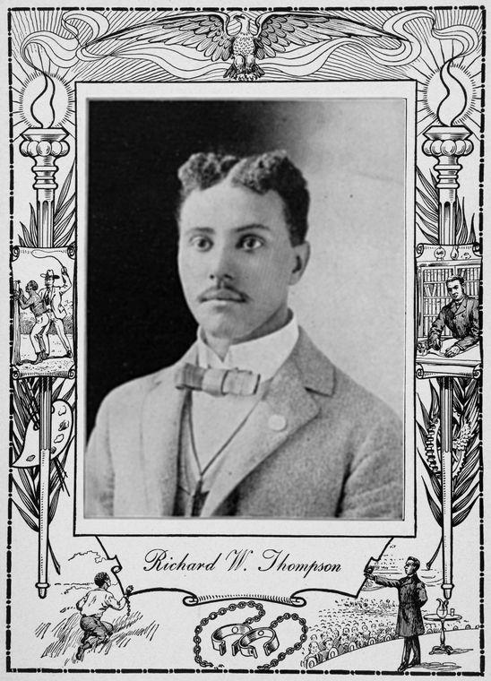 Richard W. Thompson [recto].