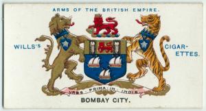 Bombay City.