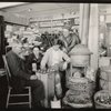 A friendly game by the pot-bellied stove in the country store, up-state New York