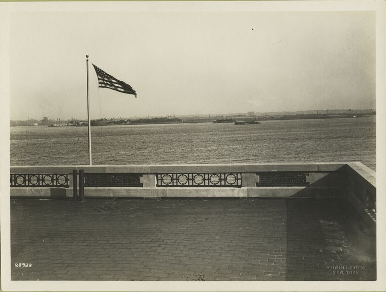 This is What Ellis Island Immigration Station Looked Like  in 1902