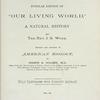 Title page, vol.3 [Birds]