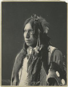 Peter Iron Shell, Sioux.