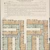 Westbourne Court, southeast corner Broadway and 140th Street. Plan of first floor; Typical upper floor plan.