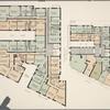 Seafield Arms. Plan of first floor; Plan of upper floors