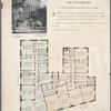 The Strathmore, southeast corner Riverside Drive and 113th Street; Typical floor plan.