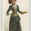 Ethel Haydon in 'The Circus Girl'.