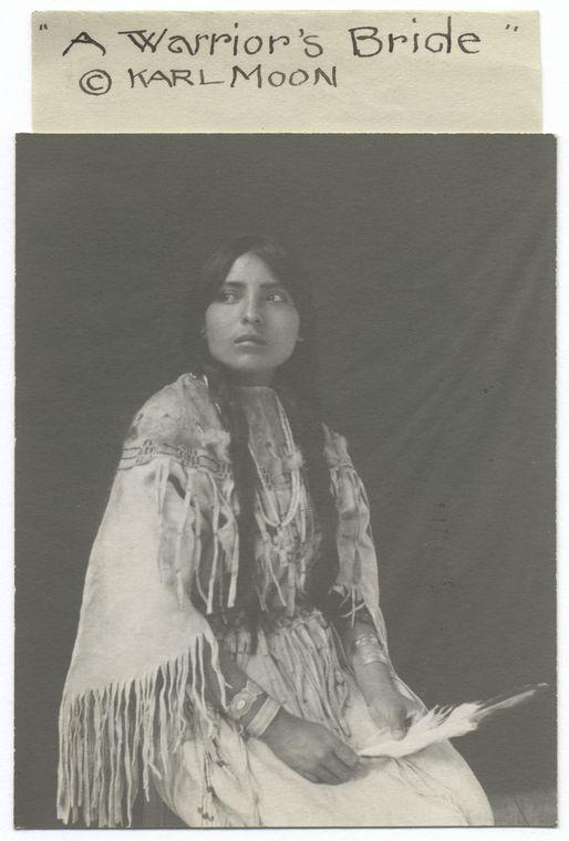 A warrior's bride.