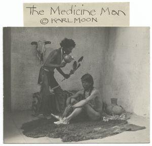 The medicine man.