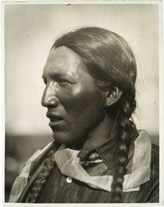 Apache boy, Dulce, N.M., 1927.