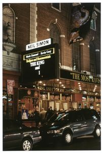 The king and I (Musical), (Rodgers), Neil Simon Theatre (1998)