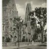 Harkness Memorial Tower, from York Street, Yale Univ., New Haven, Conn.