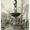 Depew Fountain, Indianapolis, Indiana.]