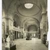 Metropolitan Museum of Art, hall of sculpture.