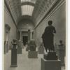 Classical scultpure hall, Metropolitan Museum of Art.