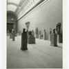 Classical scultpure hall, Metropolitan Museum of Art.]
