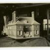 Slate roof house, residence of Wm. Penn in Phila.
