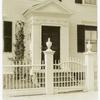 Boardman home, 82 Washington Sq. East, Salem, Mass., 1785.