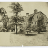 Longfellow's Wayside Inn, South Sudbury, Mass., east end.