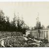 Open air Greek Theatre, Berkeley, Calif.