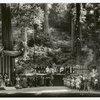 Bohemian Grove stage, California High Jinks.