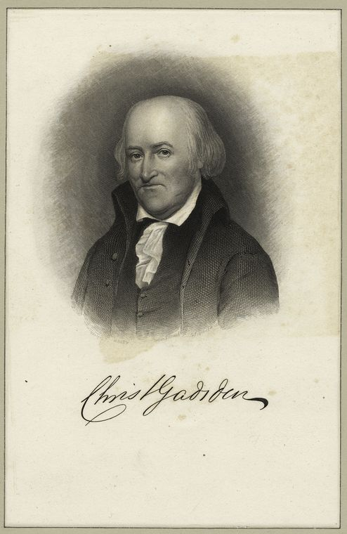 This is What Christopher Gadsden Looked Like